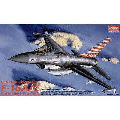 Maquette avion: F-16A/C Fighting Falcon - Academy-1688