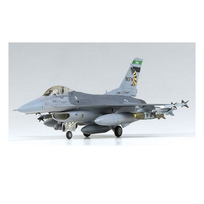 Maquette avion: F-16C ANG Defense US - Academy-12425