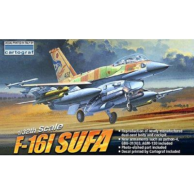 Maquette avion: F-16I SUFA  - Academy-12105