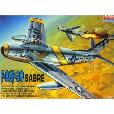 Maquette avion: F-86F-30 Sabre - Academy-2162
