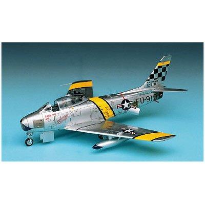Maquette avion: F-86F Sabre «Mig Killer» - Academy-2183