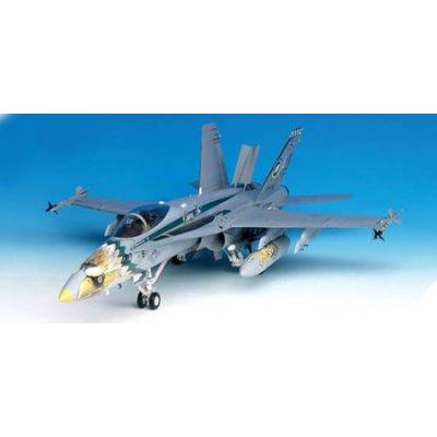 Maquette avion: F/A-18C Hornet CHIPPY HO - Academy-12104