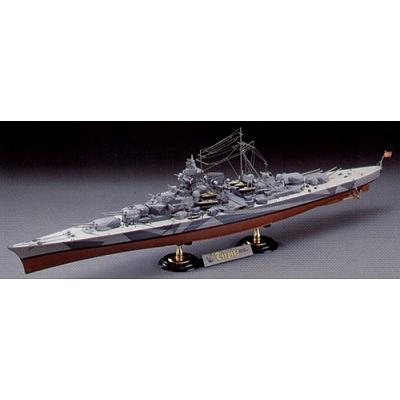 Maquette bateau: German Battleship Tirpitz - Academy-1456