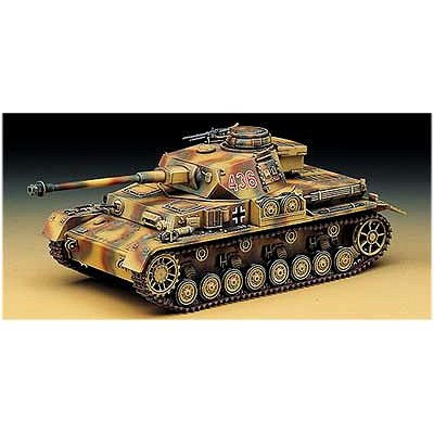 Maquette Char : German Panzer IV H IV H - Academy-1328
