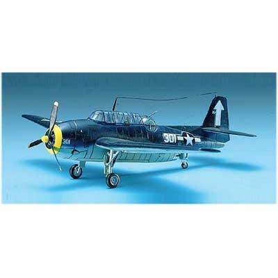 Maquette avion: Grumman TBF-1 Avenger - Academy-1651