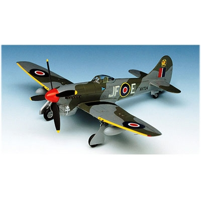 Maquette avion: Hawker Tempest V - Academy-1669