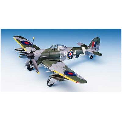 Maquette avion : Hawker Typhoon IB - Academy-1664