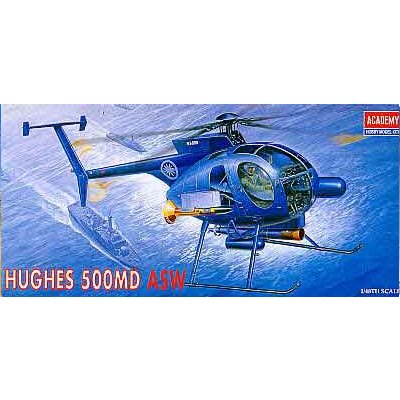 Maquette hélicoptère: Hughes 500MD ASW - Academy-1645