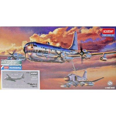 Maquette avion: KC-97L + A-10 Warthog - Academy-1606SE