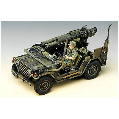 Maquette M151A2 Tow Missile Launcher - Academy-13406