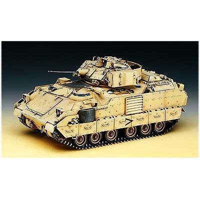Maquette Char: M2A2 Bradley Irak - Academy-13205
