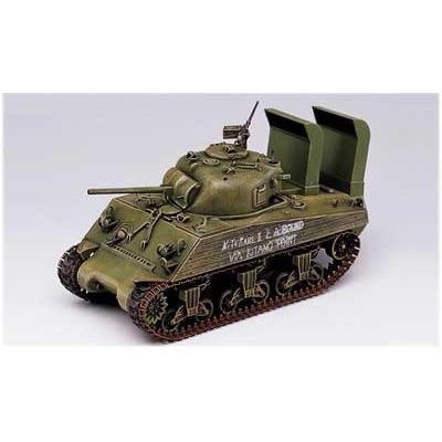 Maquette Char: M4A2 Sherman U.S. Marine - Academy-13203