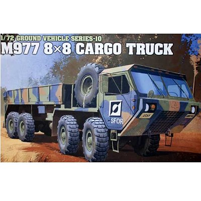 Maquette M977 8x8 Cargo Truck - Academy-13412