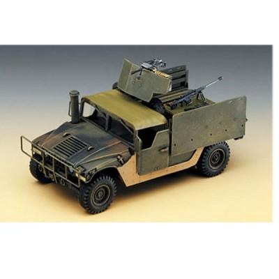 Maquette M998 I.E.D: Irak 2003 - Academy-13405