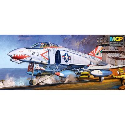 Maquette avion: F-4B VF-111 Sundowners - Academy-12232