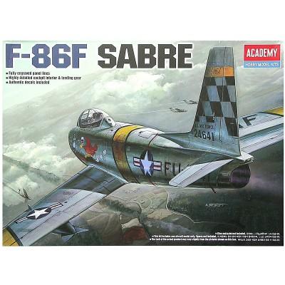 Maquette avion : F-86F Sabre - Academy-1629