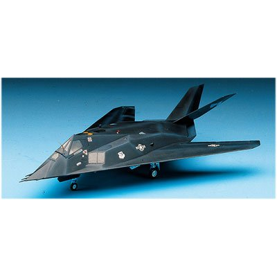 Maquette avion: F-117A Stealth Fighter/Bomber - Academy-2107