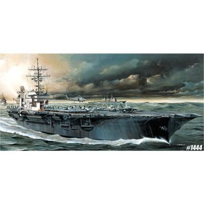 Maquette bateau : U.S.S. CV-63 Kitty Hawk - Academy-1444