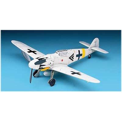 Maquette avion: Messerchmitt BF-109G14 - Academy-1653