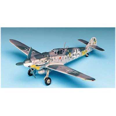 Maquette avion: Messerchmitt BF109G-6 - Academy-2146