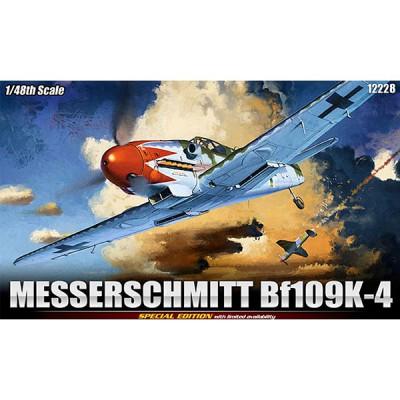 Maquette avion: Messerchmitt BF109K-4 - Academy-12228