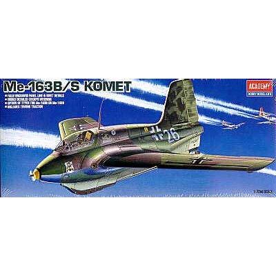Maquette avion: Messerchmitt ME163B - Academy-1673