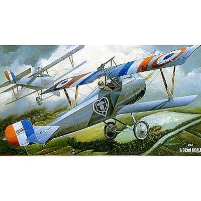 Maquette avion: Nieuport - Academy-2190-12110