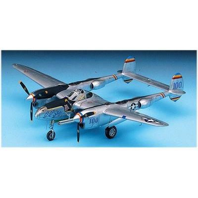 Maquette avion: P-38E/J/ L - Academy-2215