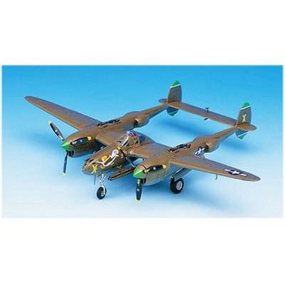 Maquette avion: P-38J Lightning - Academy-2209