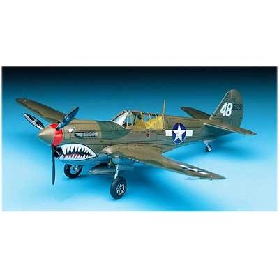 Maquette avion: P-40 Warhawk - Academy-1668