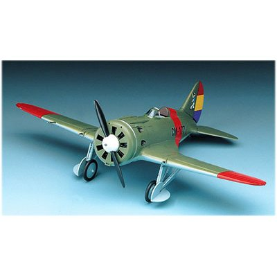 Maquette avion: Polikarpov I-16 - Academy-2127