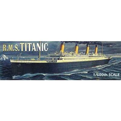 Maquette bateau: R.M.S. Titanic 1/600 - Academy-1459
