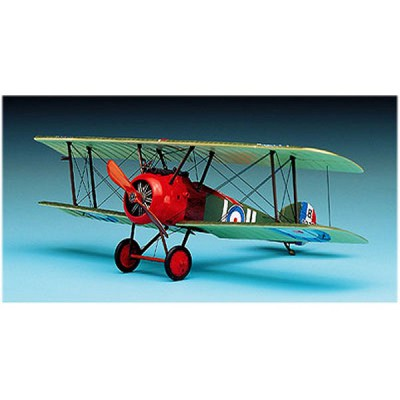 Maquette avion: Sopwith Camel F-1 - Academy-2189