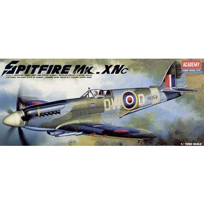 Maquette avion: Spitfire MK XIVC - Academy-2130