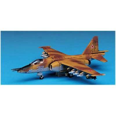 Maquette avion: SU-25 Frogfoo - Academy-4439