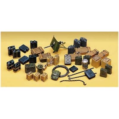 Accessoires militaires: Fournitures de chars: Set II - Academy-1383