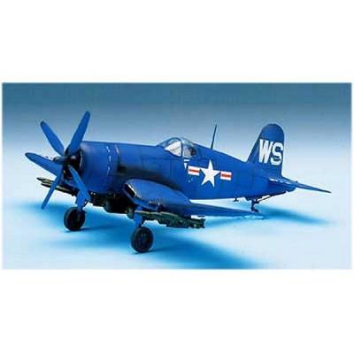 Maquette avion: Voucht F4U-4B Corsair - Academy-2124
