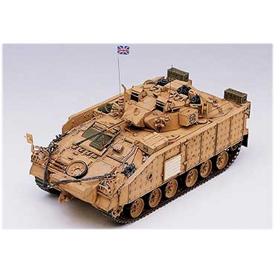Maquette Char: Warrior MCV Irak - Academy-13201