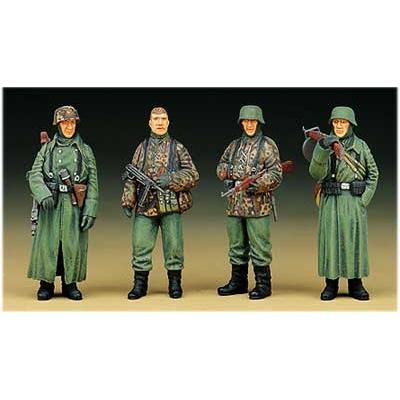 Figurines 2ème Guerre Mondiale : Infanterie allemande: Bataille de Bulge 1944 - Academy-1377