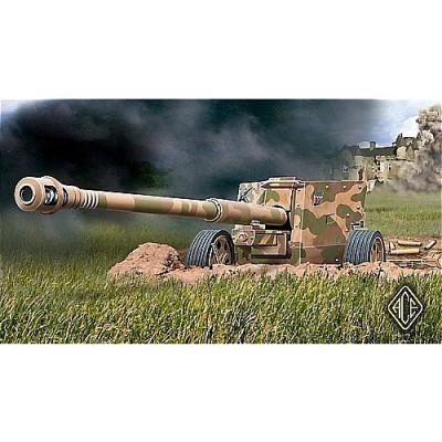 Maquette canon anti-char PAK43/41 88 mm  - Ace-ACE72215