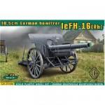 Maquette Canon de campagne allemand de 10.5cm leFH-16 (Rh)