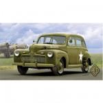 Maquette Ford Fordor US ARMY Staff Car Model 1942