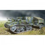 Maquette char 1/72 : Munitionspanzer Mk.VI 736(e)