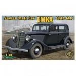 Maquette véhicule soviétique : GAZ M1 Emka