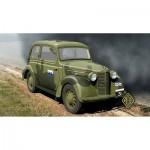 Maquette Voiture : Forlite Staff Car British 8HP