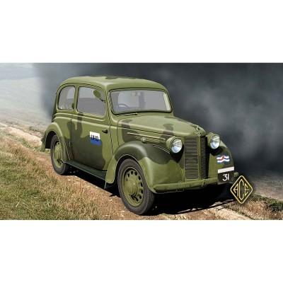 Maquette Voiture : Forlite Staff Car British 8HP - Ace-ACE72513
