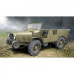 Maquette Voiture : V-15 French WWII 4x4 Artillery Tractor