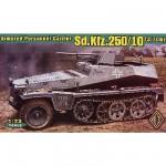 Maquette Sd.Kfz.250/10 Leichter Schutzenpanzerwagen (3.7cm)