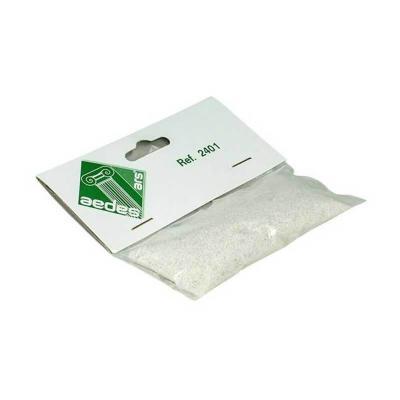 Maquette en céramique : Accessoires : Gravillons 55 g - Aedes-2401