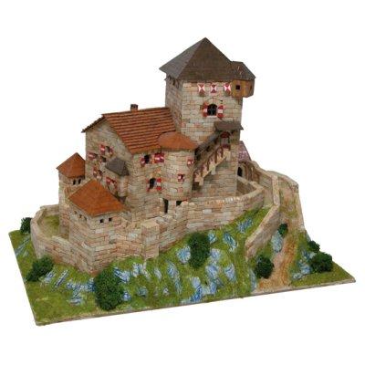 Maquette en céramique : Château Branzoll, Chiusa, Italie - Aedes-1054